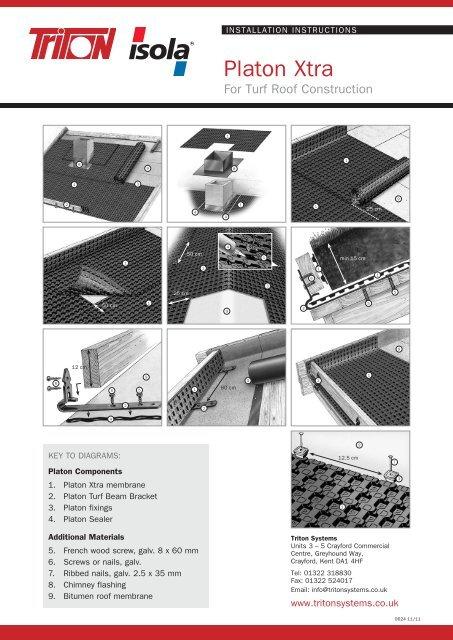Platon Xtra Installation Guide Download (774kb)