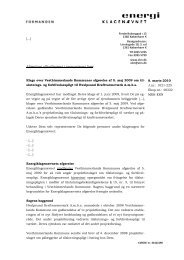 8. marts 2010 J.nr.: 1021-225 Eksp.nr.: 48332 MEK-EKN ...