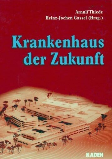 Krankenhaus der Zukunft - architekten ronacher ZT GmbH