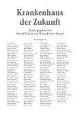 Krankenhaus der Zukunft - architekten ronacher ZT GmbH - Seite 2