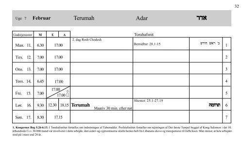Jødisk almanak 5773 - 2012-.indd - Det Mosaiske Troessamfund