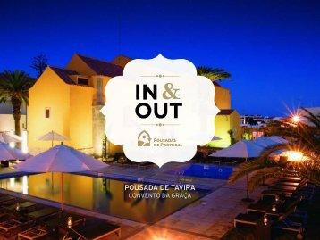 In & Out da Pousada de Tavira - Pousadas de Portugal