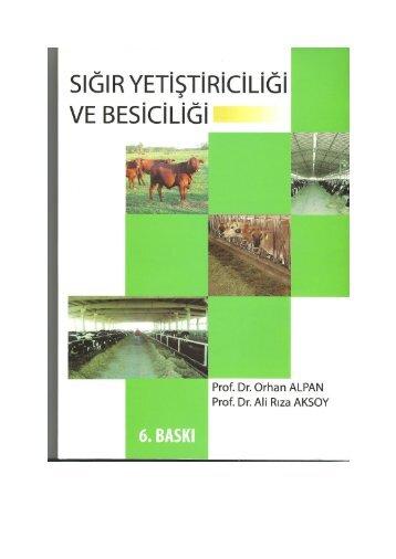 Prof Dr. Ali Rıza AKSOY - Akademik Bilgi Sistemi - Kafkas Üniversitesi