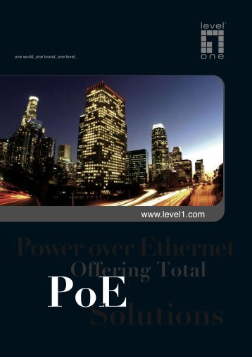 PoE Overview - Digital Data Communications