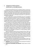 Rehabilitación psicosocial del trastorno mental severo Situación ... - Page 5
