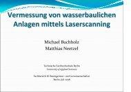Laserscanning wasserbaulicher Anlagen - Beuth Hochschule für ...