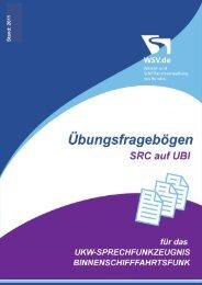 Übungsfragebögen SRC auf UBI - Fachstelle der WSV für ...