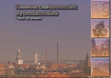 Synopsis - Institut for Samfundsudvikling og Planlægning - Aalborg ...