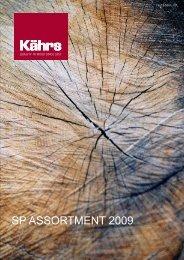 SP ASSORTMENT 2009 - KPP