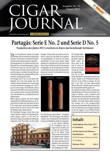 Ausgabe 51 August 2011 - bei 5th Avenue