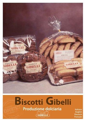 Biscotti Gibelli - i-Portal