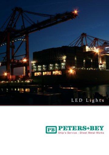 Peters+Bey LED Navigation Lights type 780