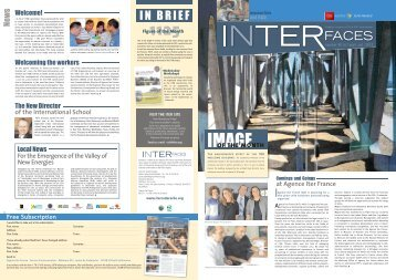 IN BRIEF - iter france