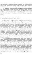 tistici qualitativi e quantitativi tali da consentire una valutazione del- l ...