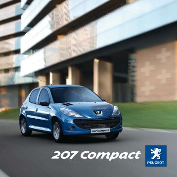 207 Compact - Peugeot Chile