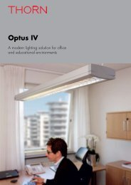 Optus IV Surface - Thorn Lighting