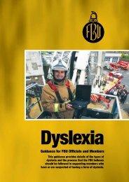 document - Fire Brigades Union