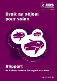 Rapport EMA - Aides