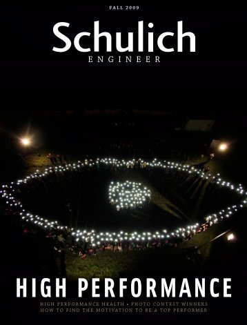 high performance - The Schulich School of Engineering - University ...