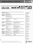 CODICO® CID-3100 DVB Common Interface ... - TBC Integration - Page 2