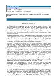 Ley 11/2005 de 22 de junio - Confederación Hidrográfica del Segura