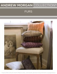 Furs - Andrew Morgan Collection