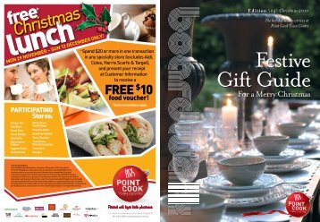 Download this publication as PDF - Point Cook Town Centre