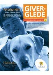 Førerhunden - Norges Blindeforbund