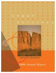 Annual Report 2006 - Maricopa Community Colleges