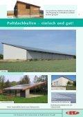 Hallen für die Landwirtschaft - ELF Hallen - Seite 5