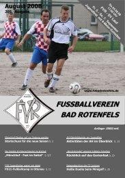 Geschenke - FV Bad Rotenfels