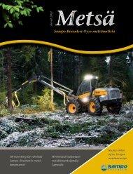 metsä 1/2011 - Sampo-Rosenlew