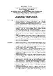 peraturan daerah propinsi daerah istimewa yogyakarta nomor 1 ...