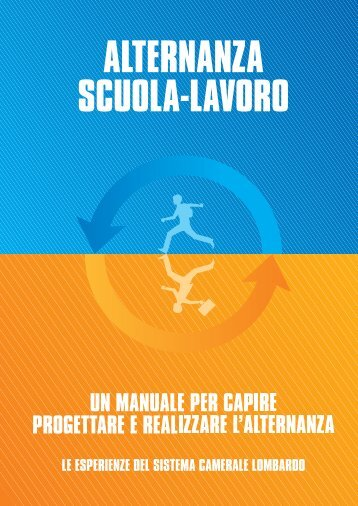 Alternanza Scuola-Lavoro - CCIAA di Pavia - Camere di Commercio
