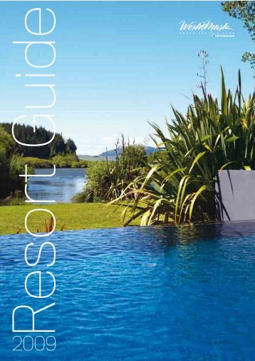 Resort Guide - Wyndham Vacation Resors Asia Pacific