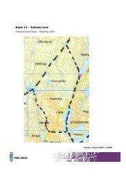 Kart 13 Saltrød nord [Kompatibilitetsmodus] - Arendal kommune