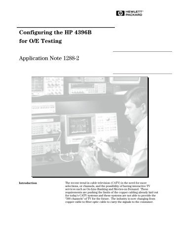 AN-1288-2 - HP Memory Project