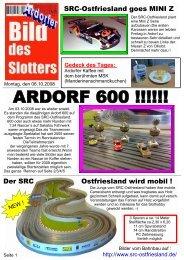 Ardorf 600 vom 03.10.2008 - SRC-Ostfriesland