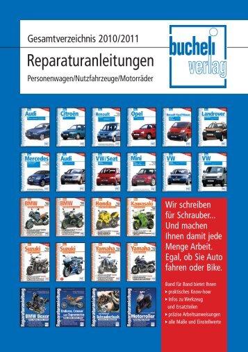 Reparaturanleitungen - Paul Pietsch Verlage