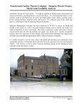 Sampson Theater Market and Feasibility Analysis - Shepstone ... - Page 4