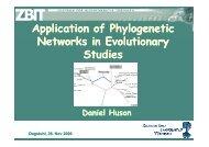 App Phylogenetic Networks