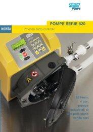 POMPE SERIE 620 - Watergas