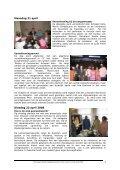 Verslag officieel bezoek Eenhana Town Council ... - Stad Harelbeke - Page 3