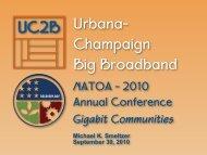 Mike Smeltzer Presentation - NATOA