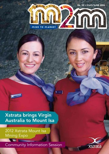 Mine to Market May-June 2012 - Mount Isa Mines