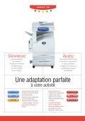pour une disponibilité - Xerox - Page 5
