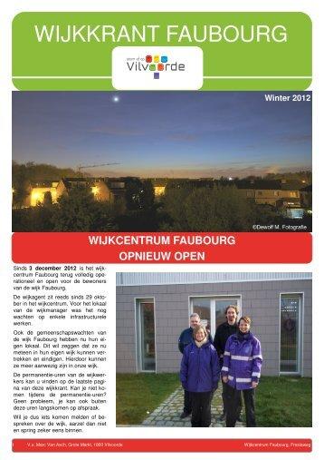 editie winter 2012-2013 - Vilvoorde