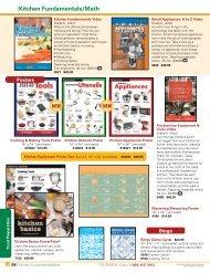 Kitchen Fundamentals/Math - Learning Zone Express