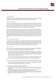 Project Summary - Law Reform Commission of Western Australia