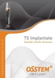 TS Implantate - Osstem.